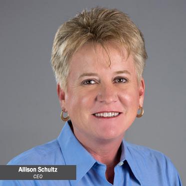 Allison Schultz, CEO