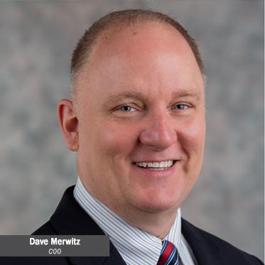 Dave Merwitz, COO