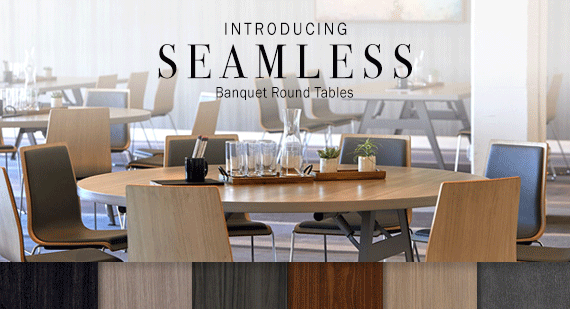 Seamless iDesign Round Tables