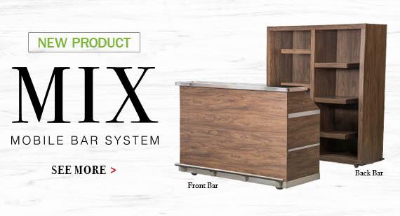 MIX Mobile Bar System