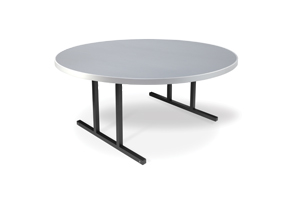 Round Alulite Tables Products